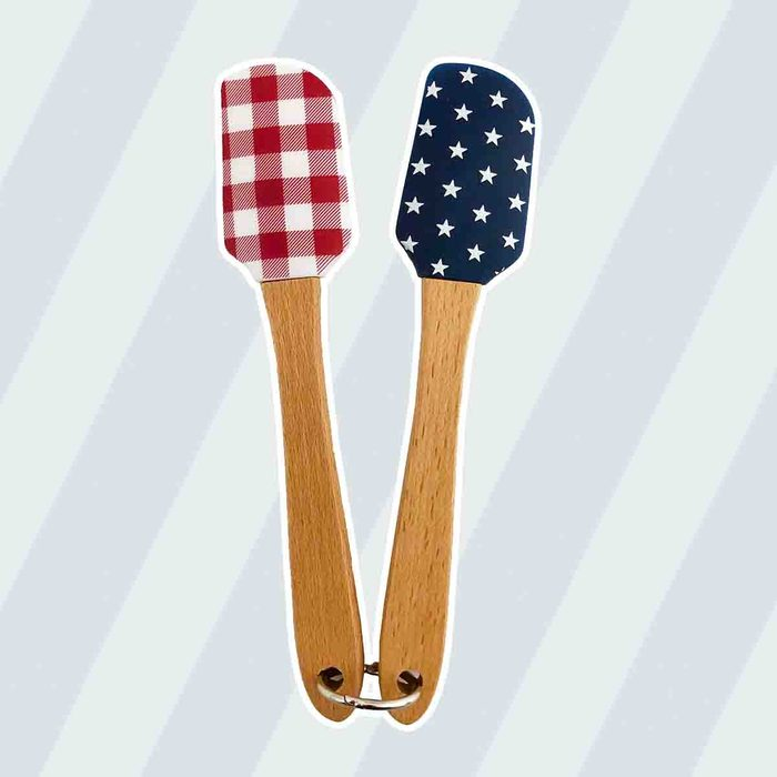 americana kitchen Celebrate Americana Together 2 Pc Mini Spatula Set