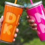 Dunkin' Just Dropped Gorgeous New Tumblers, and We Can't Wait to Get Sippin'