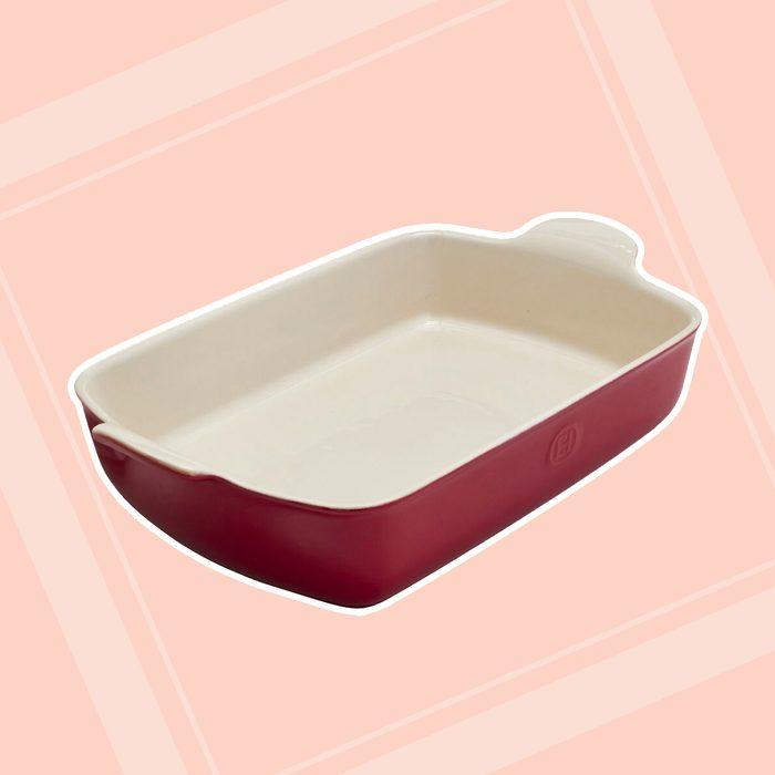 kitchen items for wedding registry Emile Henry 9x13 Rectangular Baker Pro