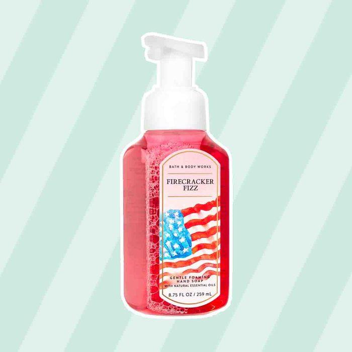 americana kitchen Firecracker Fizz Gentle Foaming Hand Soap
