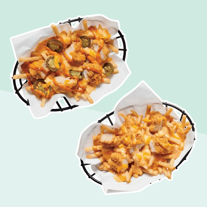 Jack In The Box Roost Fries