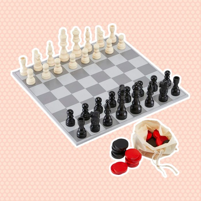 outdoor games Jumbo Checkers And Chess
