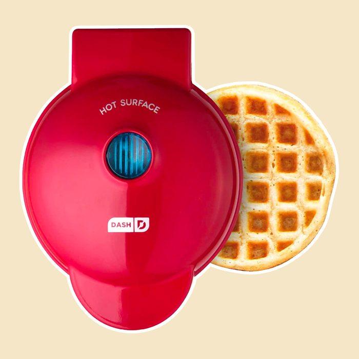 cheap small kitchen appliances Mini Waffle Maker Copy