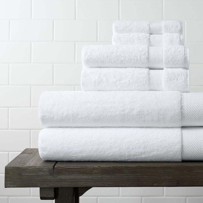 wedding registry ideas Plush Bath Sheet Set