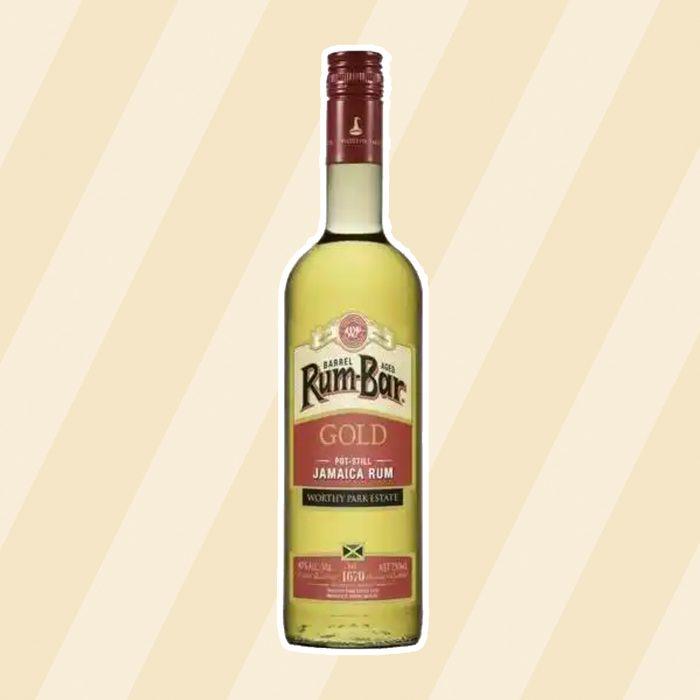 Rum Bar Gold Rum best Jamaican rum