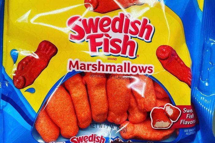 Swedish Fish Marshmallows