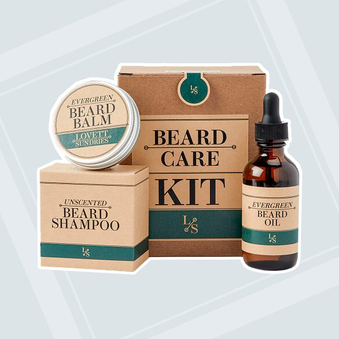 The Beard Care Kit groomsmen gifts