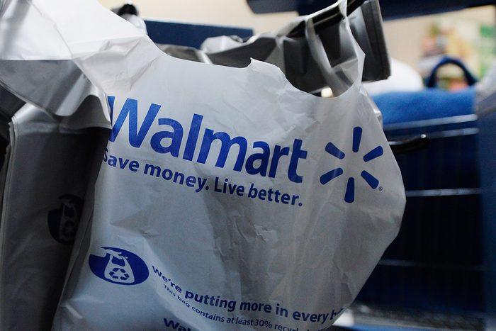 Walmart Plastic Bags
