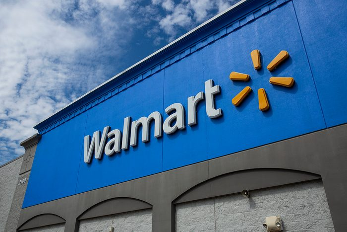 NORTH BERGEN, NJ - AUGUST 23: Exterior view of a Walmart store on August 23, 2020 in North Bergen, New Jersey. Walmart saw its profits jump in latest quarter as e-commerce sales surged during the coronavirus pandemic (Photo by Kena Betancur/VIEWpress via Getty Images)