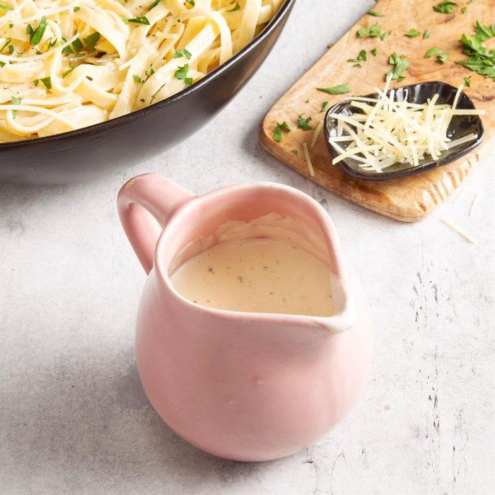 Garlic Cream Sauce