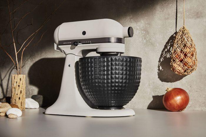 KitchenAid Light and Shadow stand mixer