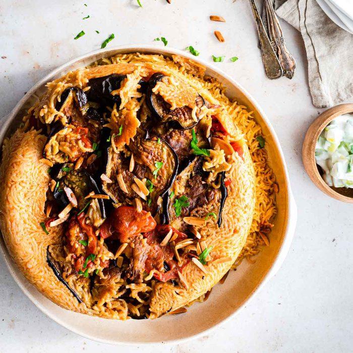 Maqluba eid recipes