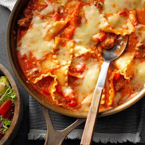 Easy Stovetop Lasagna