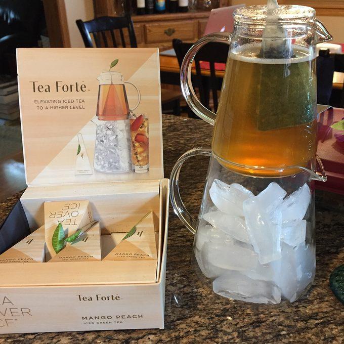 Teaforte Tea Over Ice Pitcher