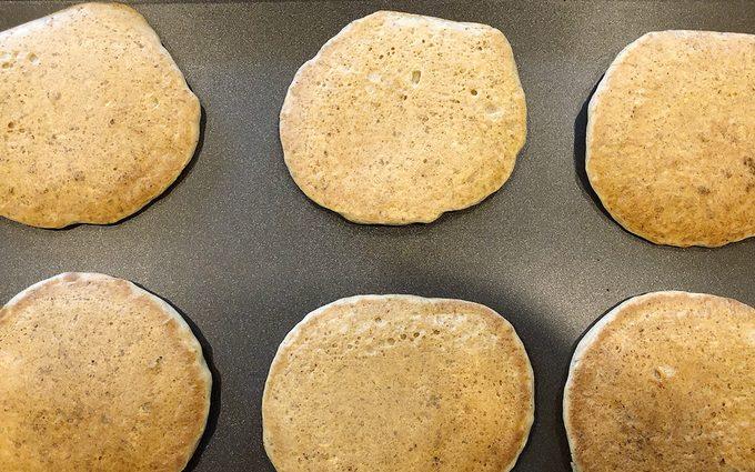 how to make vegan pancakes Vegan Flaxseed Pancakes