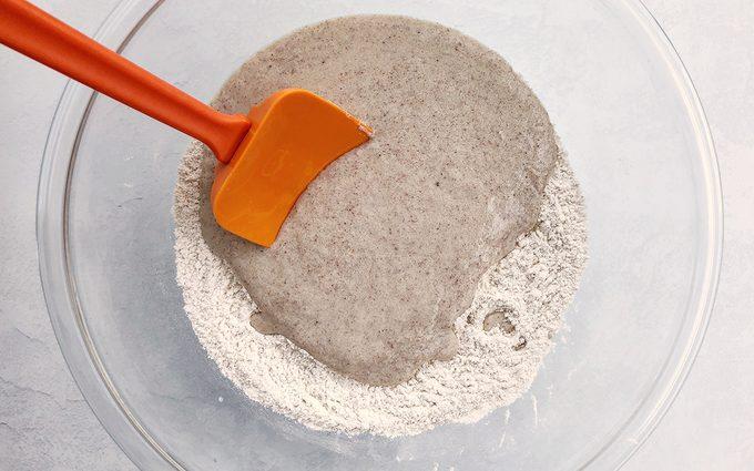 how to make vegan pancakes Vegan Pancakes Mixing Bowl