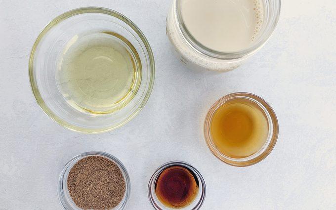 how to make vegan pancakes Vegan Pancakes Wet Ingredients