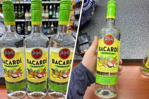 This Brand-New Bacardi Tropical Is Everything You Need for Summer