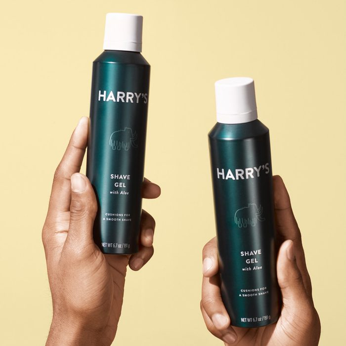 gifts for college students Blades And Shave Gel