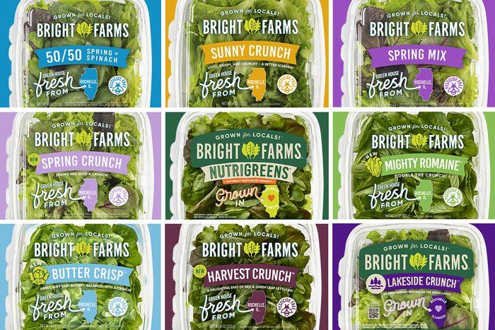 Bright Farms Recall