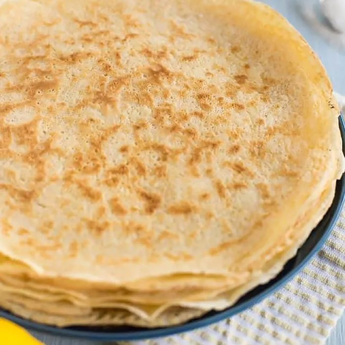 How to Make Traditional British Pancakes