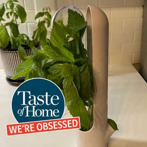 I Tried an Herb Saver and Will Never Throw Out Basil Again