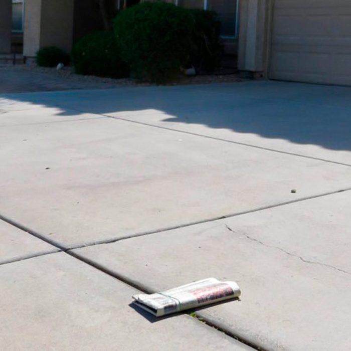 Newspaper Outsmart Burglars 760x506