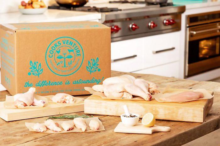 Online Chicken from Cooks Venture