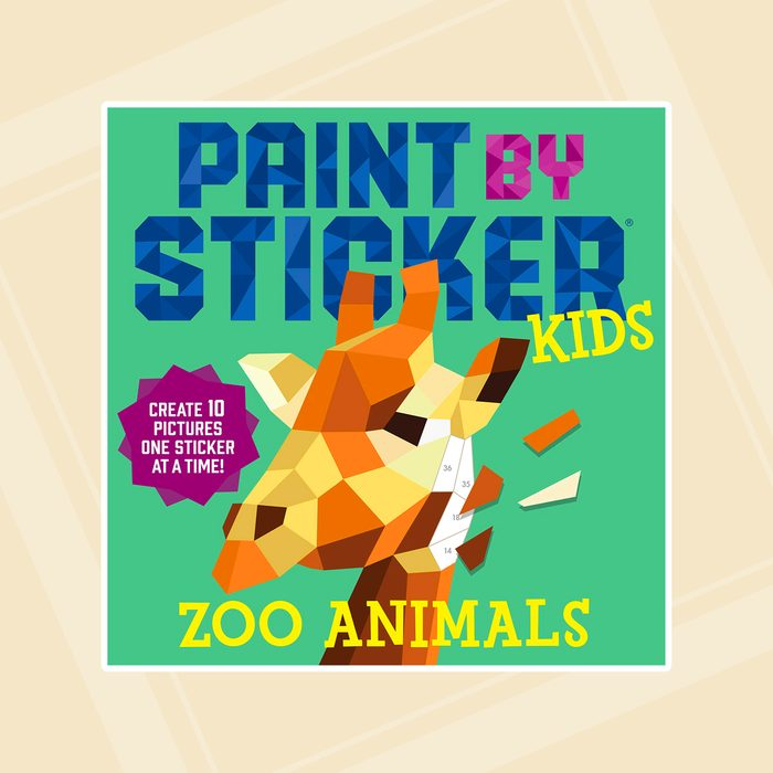 back to school gifts for kids Paint By Stickers Kids