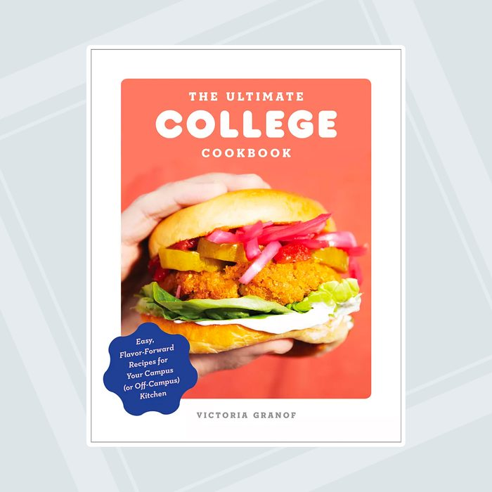 gifts for college students The Ultimate College Cookbook