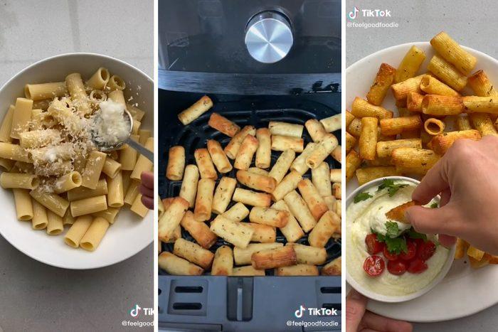 Tiktok Pasta Chips