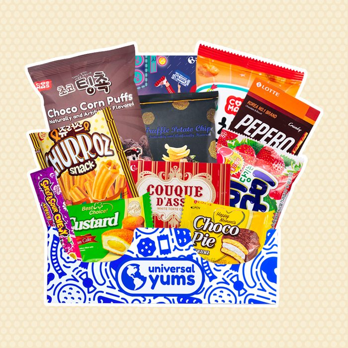 Universal Yums back to school gifts for students