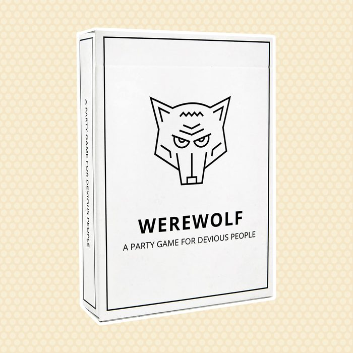 Werewolf Game adult party games