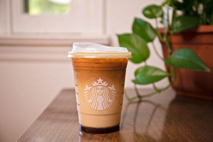Apple Crisp Macchiato from Starbucks
