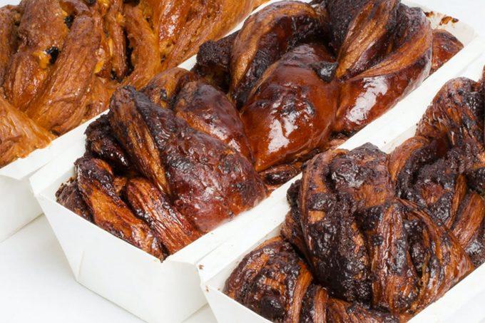 Breads Chocolate And Cinnamon Babka