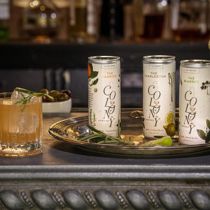 Colony Canned Cocktails