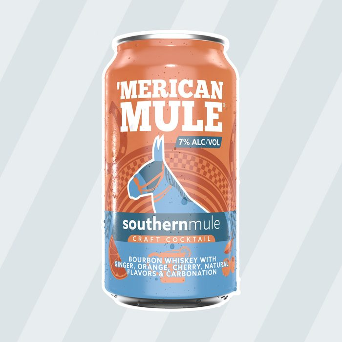 Merican Mules Canned Alcoholic Drinks
