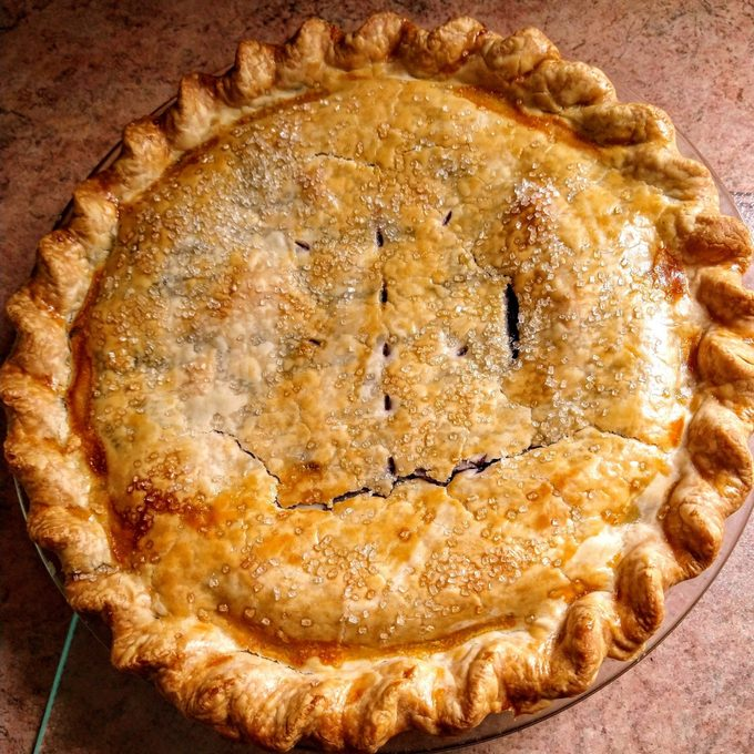 Nana Blueberry Pie Tracey Russo