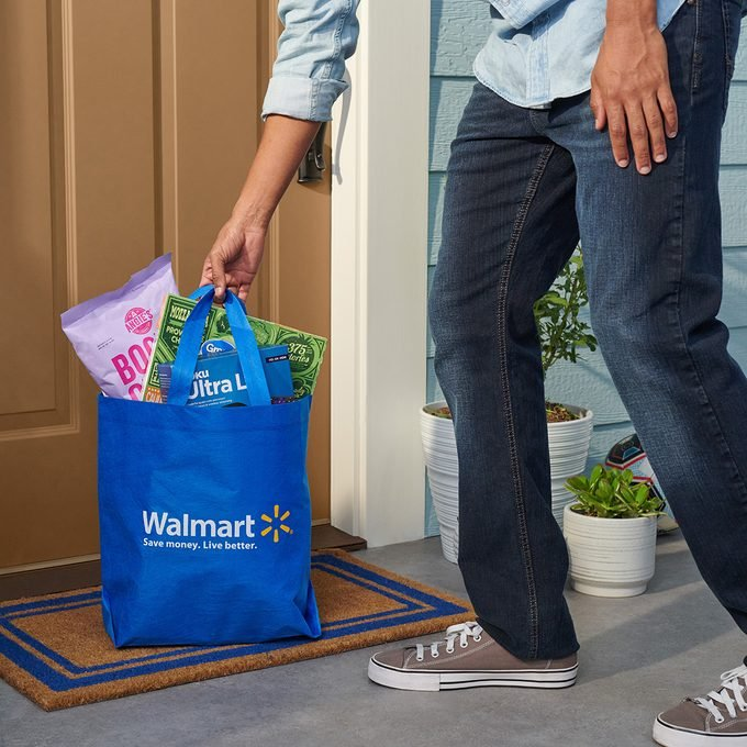 walmart express delivery service