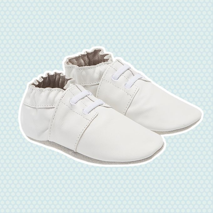 'Special Occasion' Crib Shoe