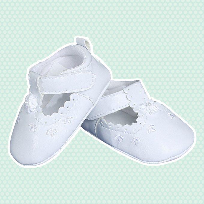 Mary Jane Crib Shoe