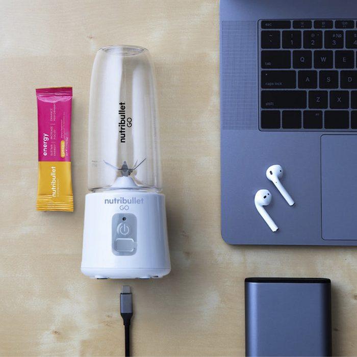 Nutribullet Go Cordless Blender Via Nutribullet