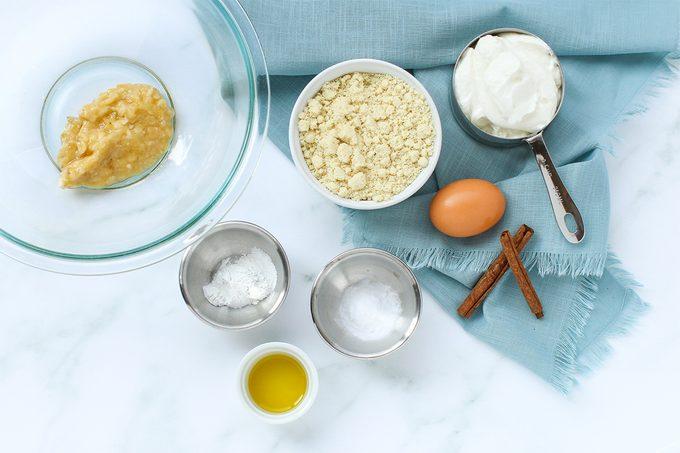 Protein Pancakes Ingredients