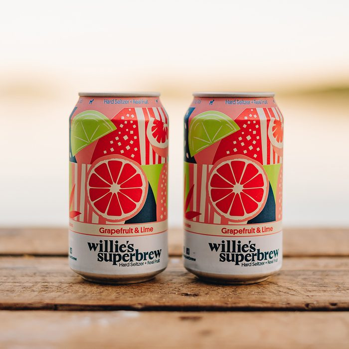 Willies Super Brew Canned Alcoholic Drinks