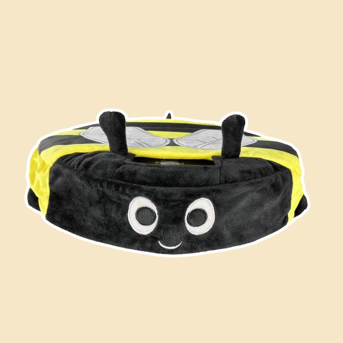 Bumble Bee Roomba Cover 3