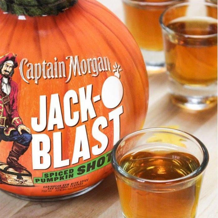 Captain Morgan Jackoblast