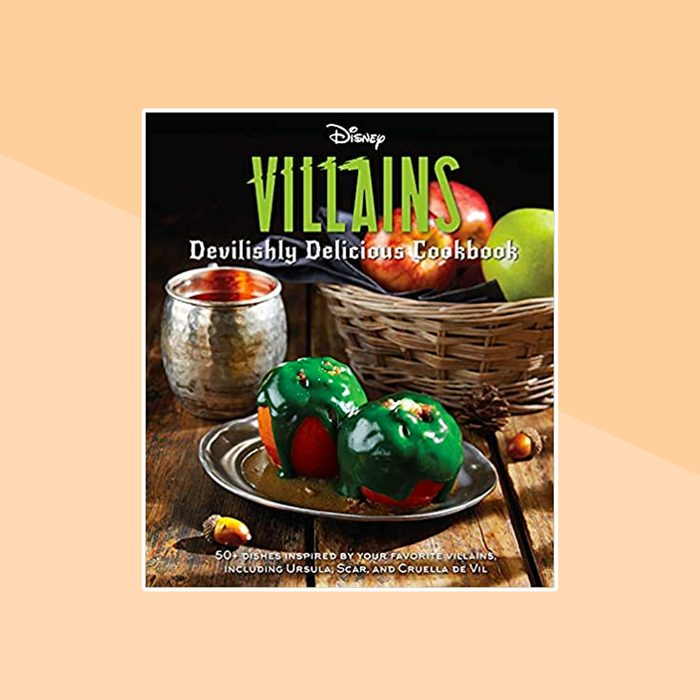 Disney Villains Devilishly Delicious Cookbook