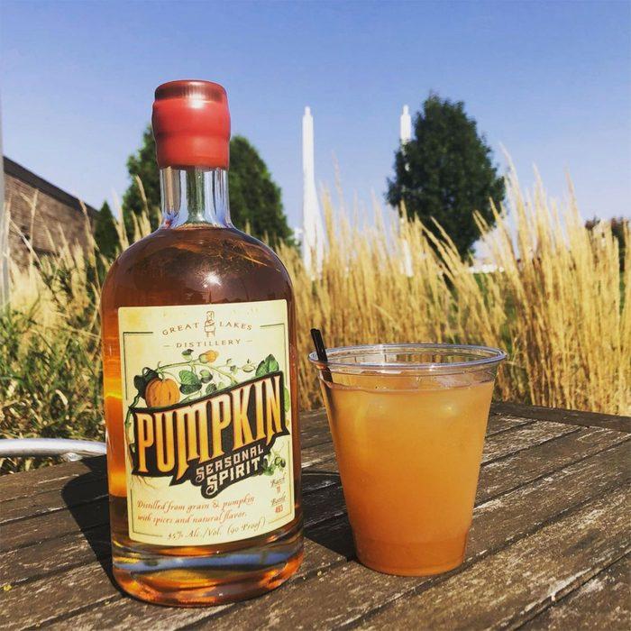 Great Lakes Pumpkin Spirit