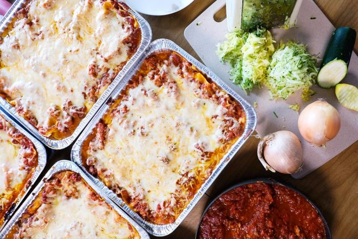 Lasagna Love Brings People Kindness & Compassion In A Pan