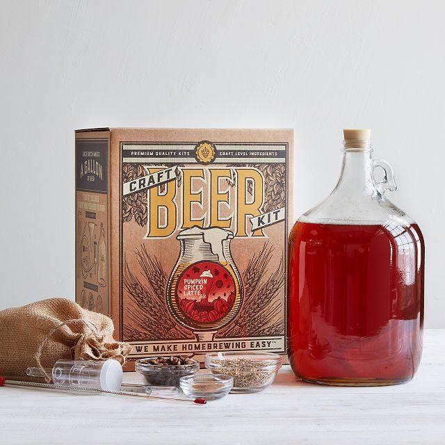 Pumpkin Ale Beer Brewing Kit